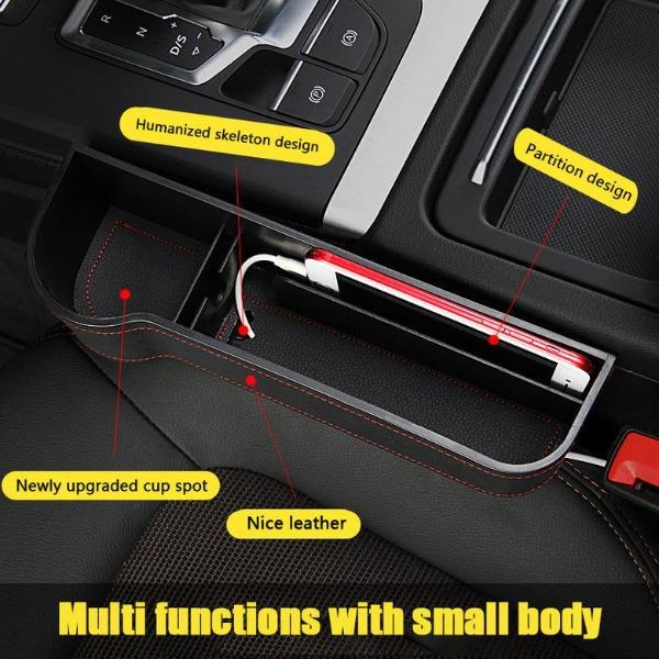 Multifunctional Car Front Seat Storage - Geniusly PH