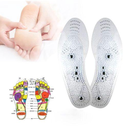 Slimins™ Acupuncture Pain Relief Insoles - Geniusly PH
