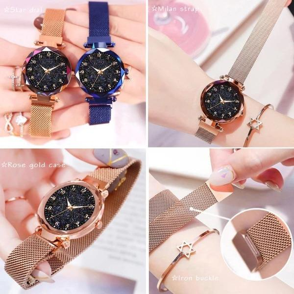 Starry Sky Crystal Watch - Geniusly PH