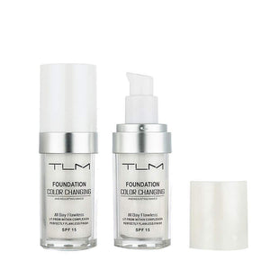 TLM Color Changing Foundation - Geniusly PH
