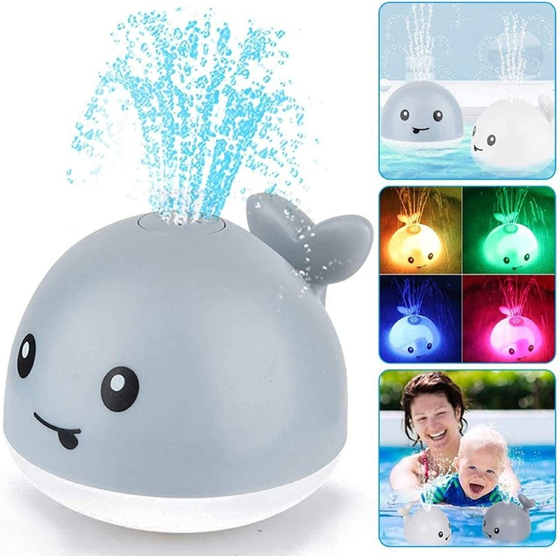 WILLIE THE SPRINKLER WHALE BATH TOY - Geniusly PH