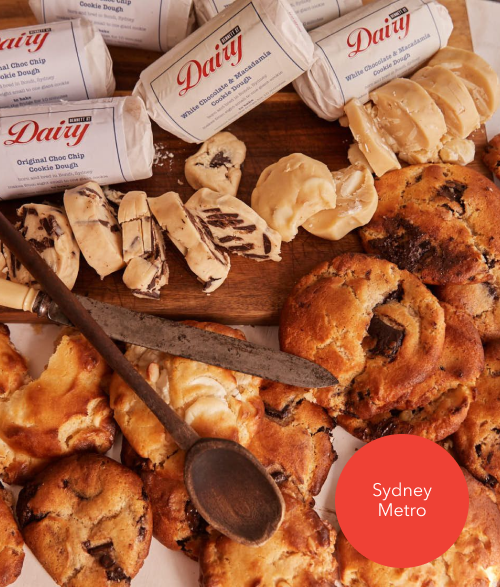 Sydney Cookie Dough – 500g