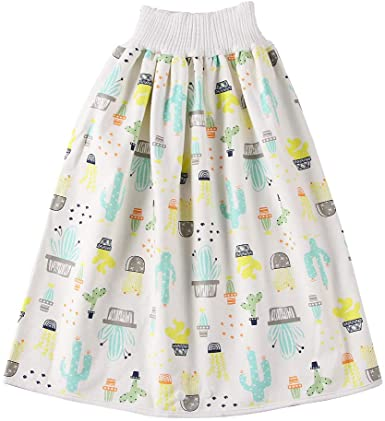 Baby Diaper Training Skirt