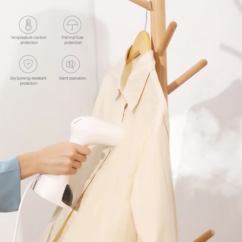 Steam Iron | No More Time Wasted Ironing Your Clothes!