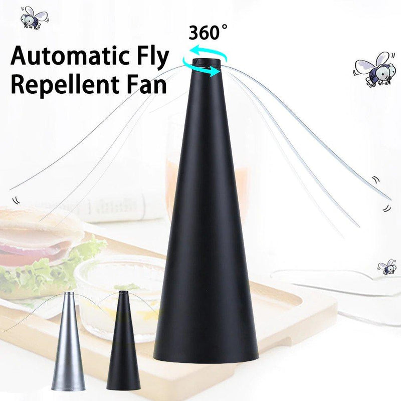 Automatic Fly Repellent Fan-Dagoodi