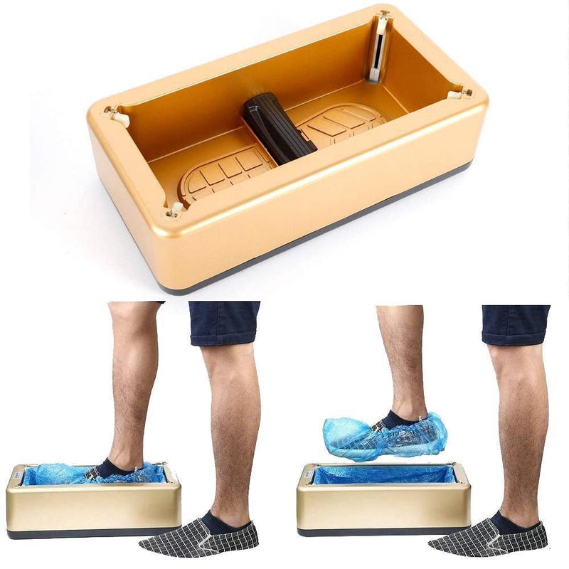Automatic Shoe Cover Dispenser-Dagoodi
