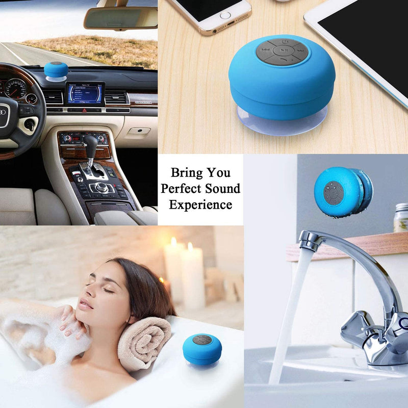 Bluetooth Shower Speaker-Dagoodi