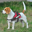 Customized Adjustable Harness Vest for Dogs-Dagoodi