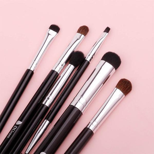 DUcare® Eye Shadow Makeup Brush Set (set of 6)-Dagoodi