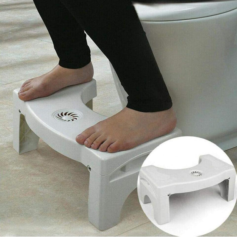 Folding Multi-Function Toilet Stool-Dagoodi