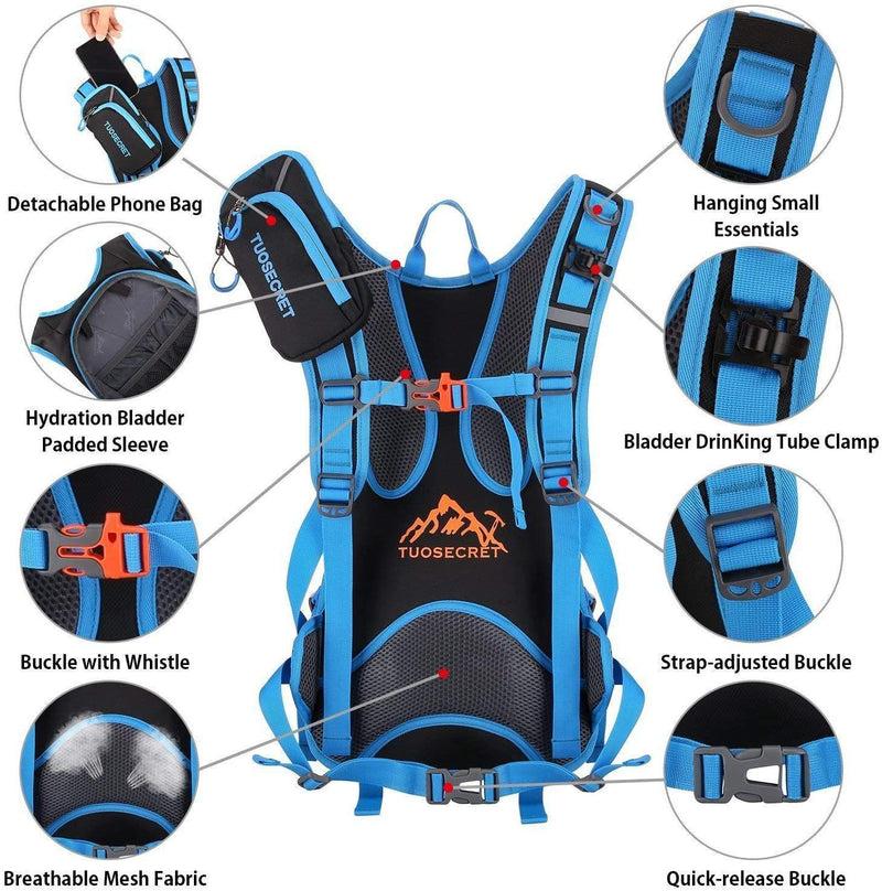 Hydration Backpack-Dagoodi