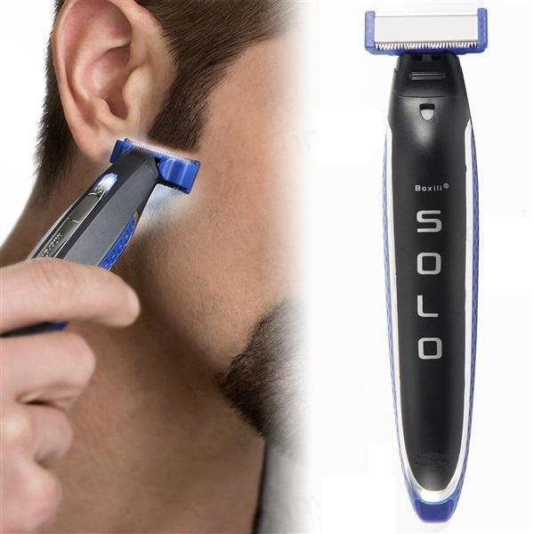 MicroTouch Solo Beard Trimmer For Men-Dagoodi