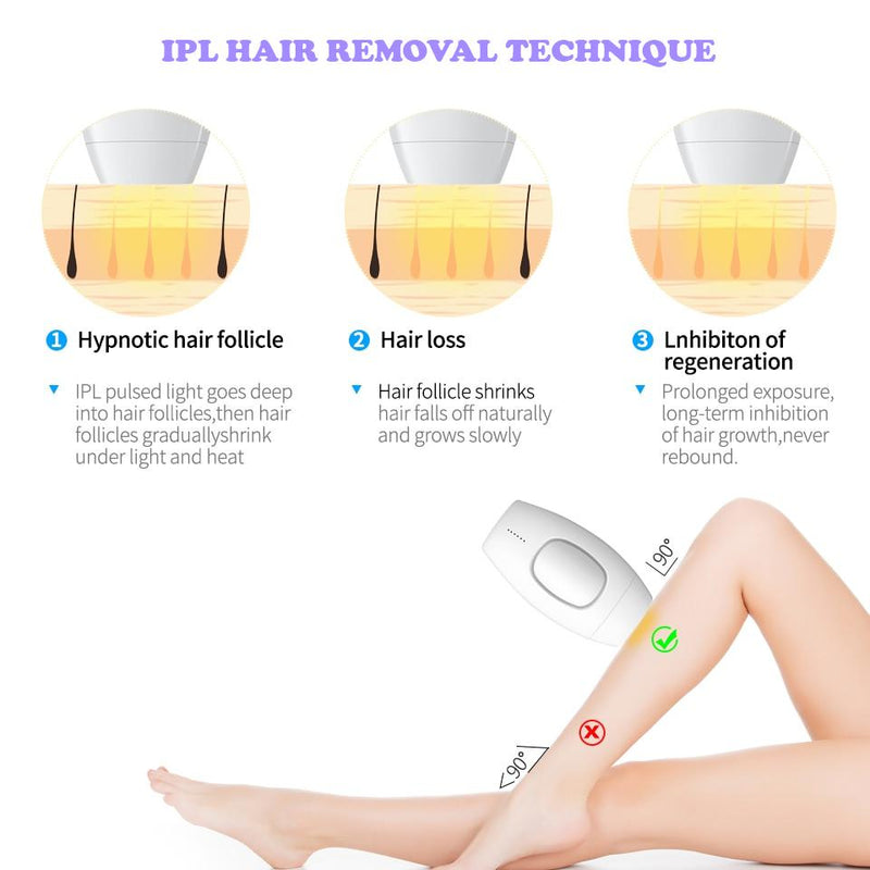 Painless Laser Hair Removal Machine-Dagoodi