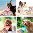 Portable Pet Dog Water Bottle-Dagoodi