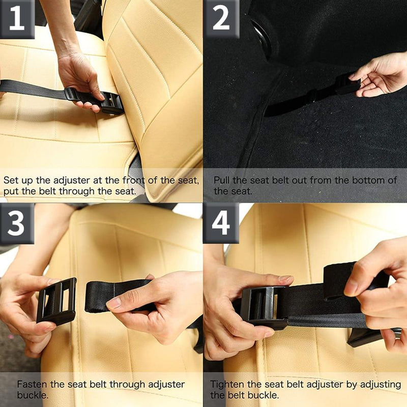Pregnancy Car Seat Belt Adjuster-Dagoodi