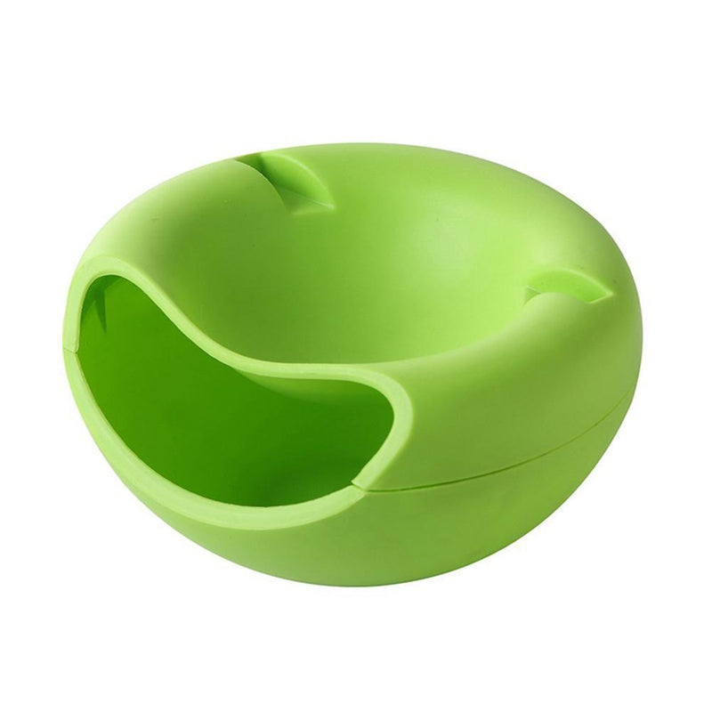 Snack Bowl Dish Phone Holder-Dagoodi
