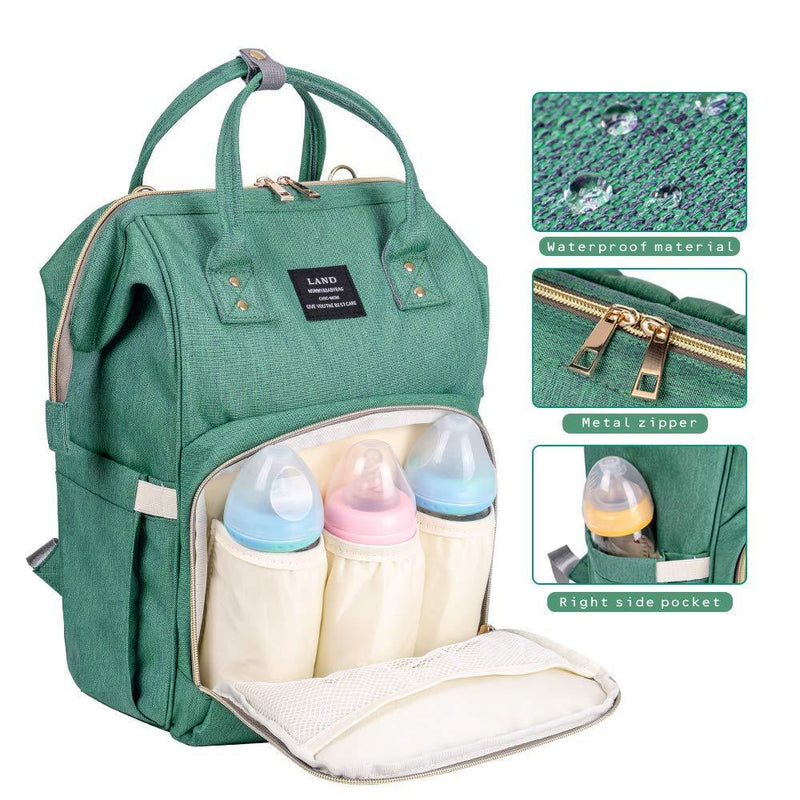 Ultimate Diaper Backpack Bag-Dagoodi