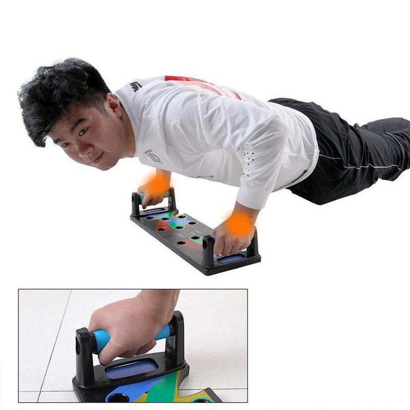 Ultra Push Up 9-in-1 System-Dagoodi