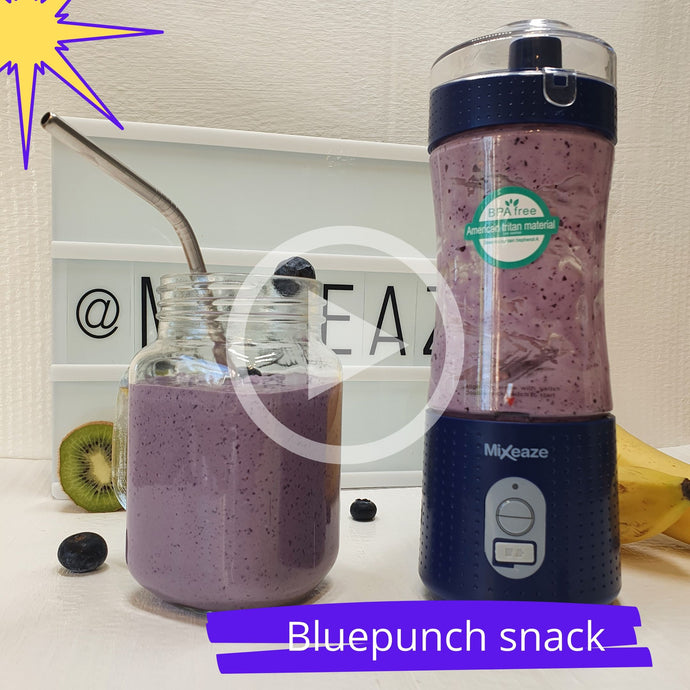 Bluepunch snack