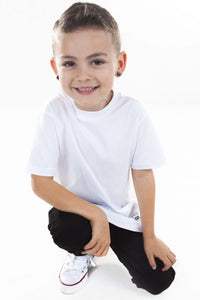 Kids 'Coro' Tee - White - CartelStoreOfficial