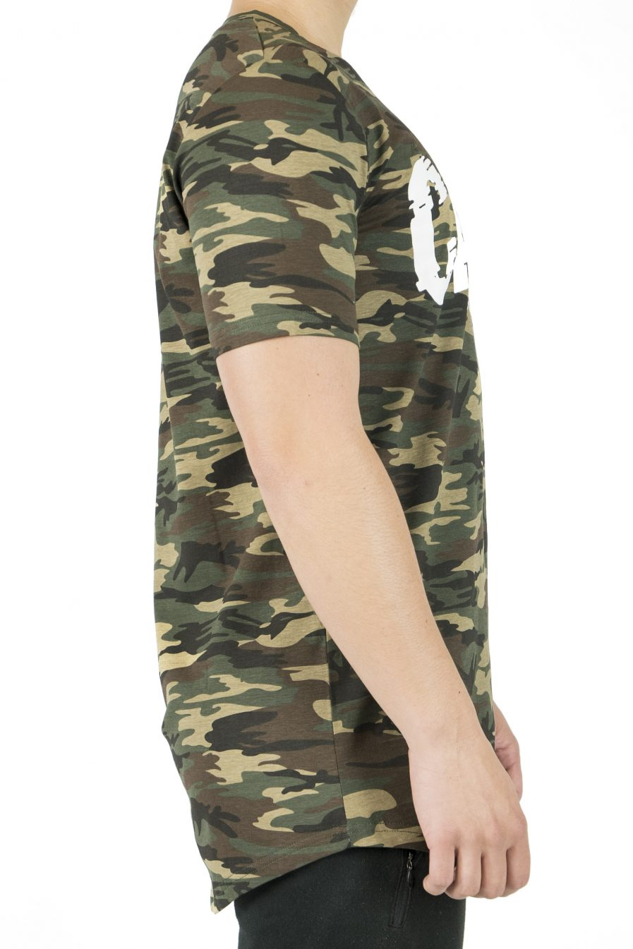 'Not Given' T-Shirt - Camo - CartelStoreOfficial
