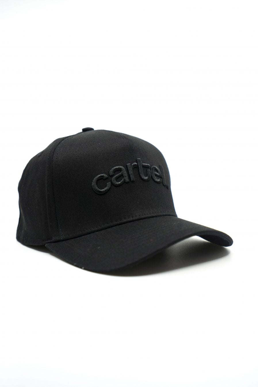 Kids Snapback - Black - CartelStoreOfficial