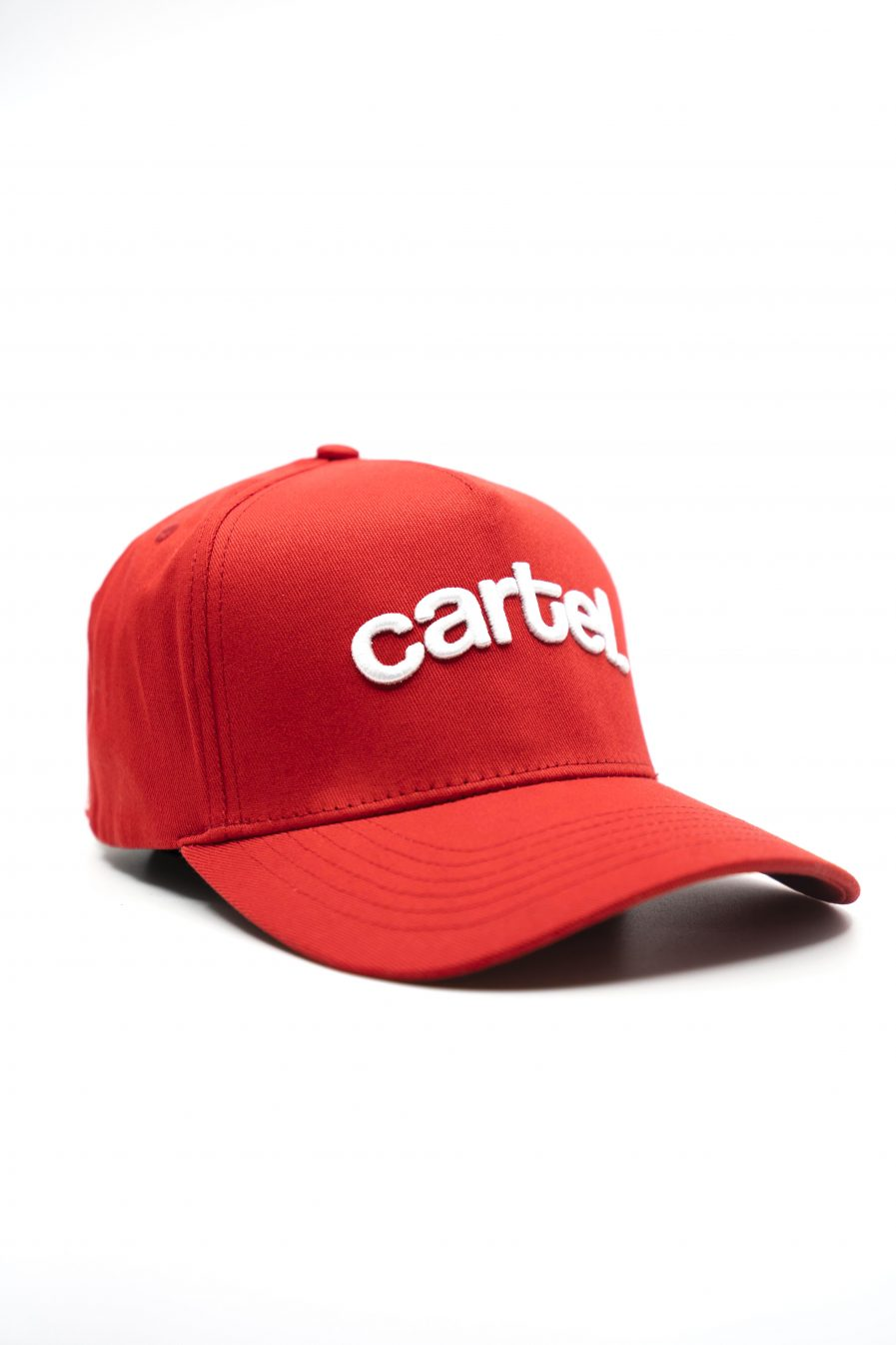 Kids Snapback - Red - CartelStoreOfficial