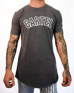 Load image into Gallery viewer, La Paz  Acid grey tall tee - CartelStoreOfficial