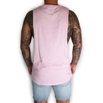 Load image into Gallery viewer, 'Santiago' Tank - Pink (white) - CartelStoreOfficial