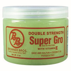 Bronner & Bros Double Strength Super Gro