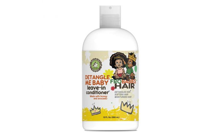Frobabies Hair Detangle Me Baby Leave in Conditioner