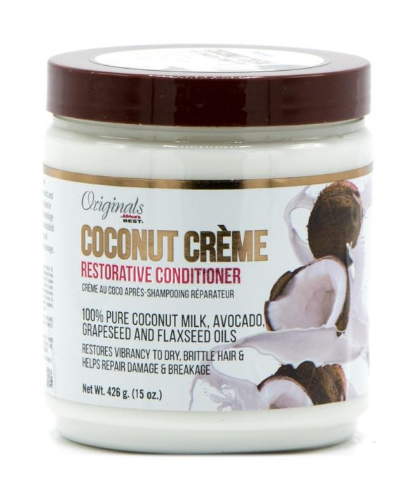 Africa's Best Coconut Crème Restorative Conditioner