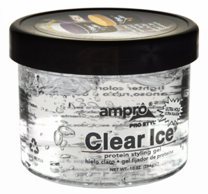 Ampro Pro Stly Clear Ice Ultra Hold Protein Styling Gel