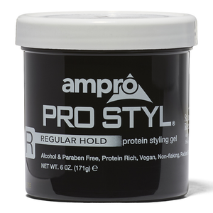 Ampro Pro Styl Regular Hold Protein Styling Gel 6 oz.