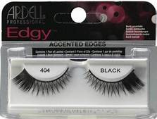 Ardell Professional Edgy Accented Edges #404 Black