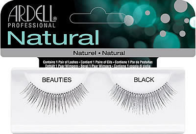 Ardell Professional Natural Beauties Black