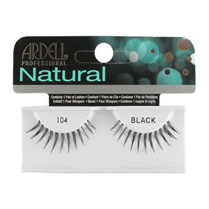 Ardell Professional Natural #104 Black