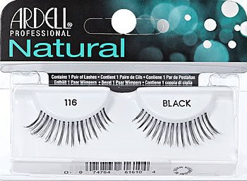 Ardell Professional Natural #116 Black