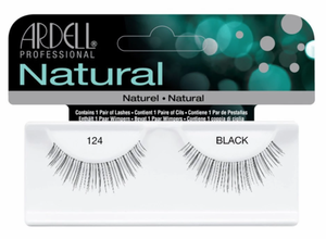 Ardell Professional Natural #124 Black