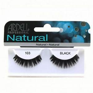 Ardell Professional Natural #103 Black
