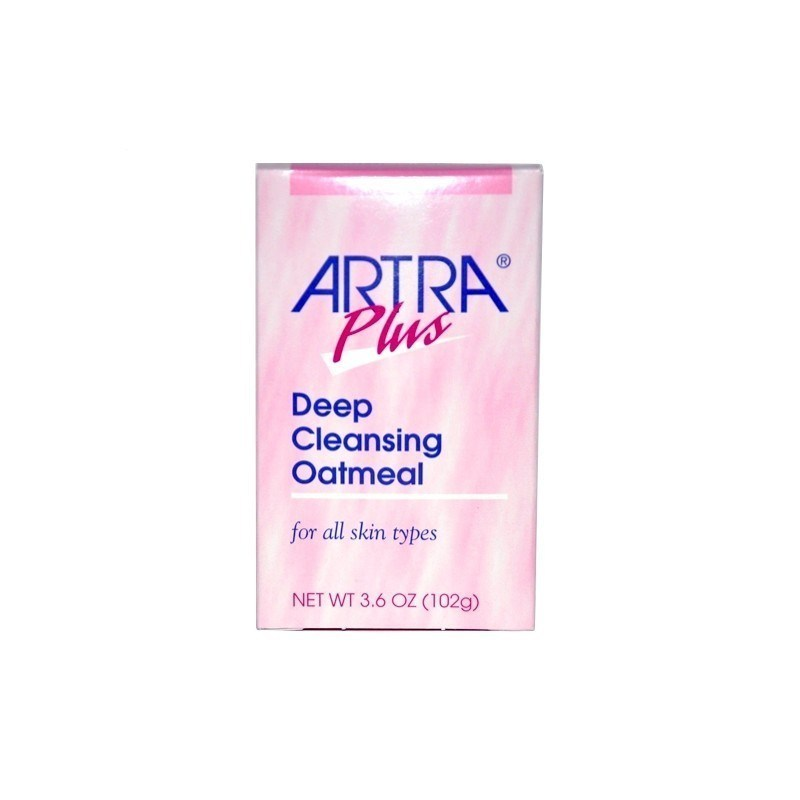 Artra Plus Deep Cleansing Oatmeal Soap