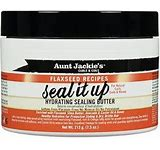 Aunt Jackie's Seal It Up Hydrating Sealing Butter