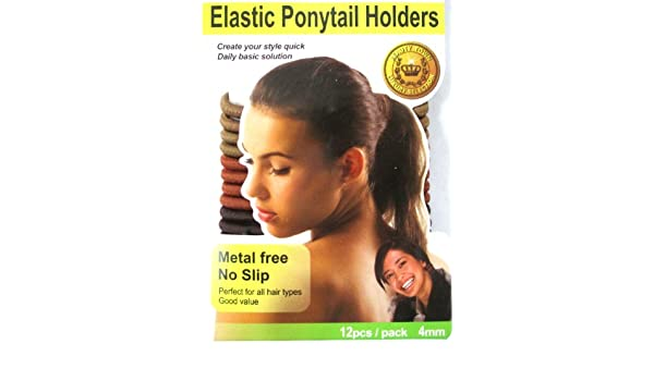 BT New York Elastic Ponytail Holders
