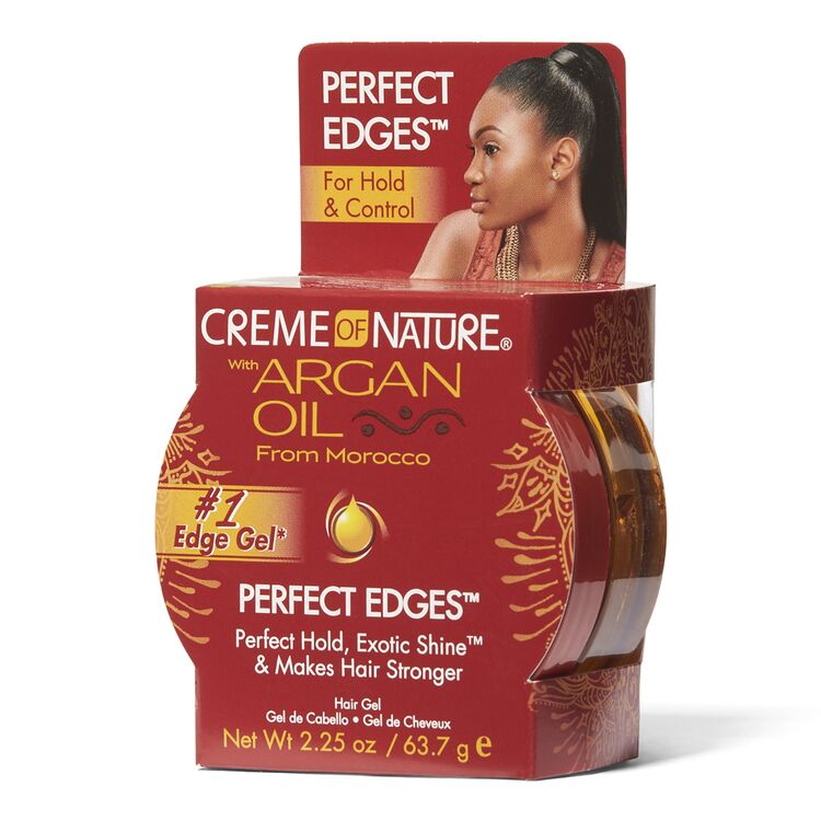 Crème of Nature with Argan Oil from Morocco Perfect Edges