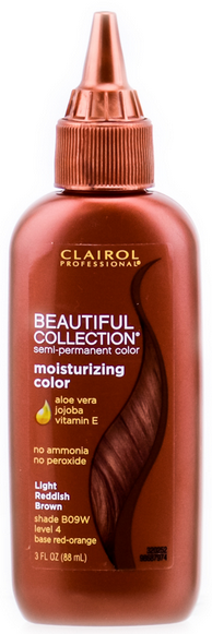 Clairol Beautiful Collection B09W Light Reddish Brown