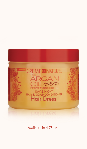 Crème of Nature with Argan Oil from Morocco Day & Night Hair & Scalp Conditioner