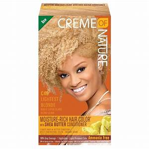 Crème of Nature Moisture- Rich Hair Color C43 Lightest Blonde