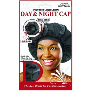 Donna Day and Night Cap Black
