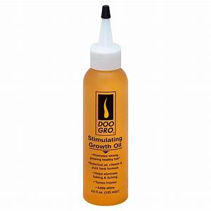 Doo Gro Stimulating Hair Oil