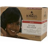 Dr. Miracle's No-Lye Relaxer System Kit  Super